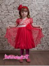 Нарядное детское платье Анюта