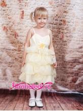 Нарядное детское платье Лера