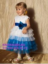 Нарядное детское платье Мальвина