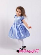 Нарядное детское платье Саша