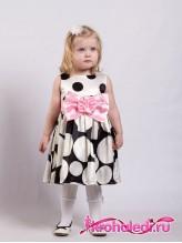 Нарядное детское платье Забава