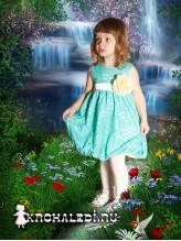 Нарядное детское платье Мелисса