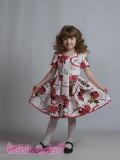 Нарядное детское платье Барби