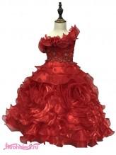 Нарядное детское платье Фламенко