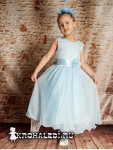 Нарядное детское платье Лиза