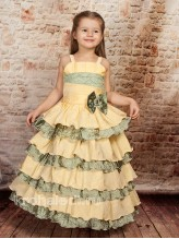 Нарядное детское платье Марта