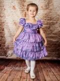 Нарядное детское платье Мечта