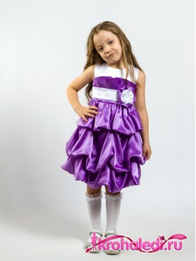 Милана платье детское