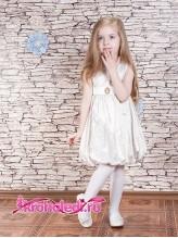 Нарядное детское платье Милашка