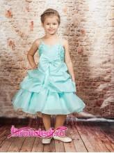 Нарядное детское платье Тиффани