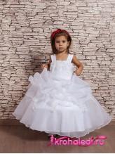 Нарядное детское платье Венский вальс