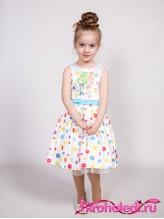 Нарядное детское платье Верта и Симка