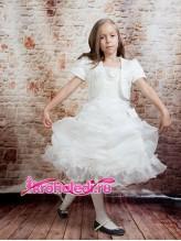 Нарядное детское платье Виктория