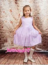 Нарядное детское платье Виолетта