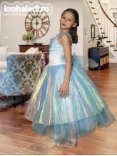 Нарядное детское платье Аделина