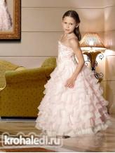 Нарядное детское платье Аристократка