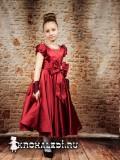 Нарядное детское платье Ассоль