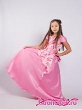 Нарядное детское платье Аврора