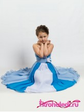 Нарядное детское платье Элиза