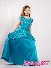 Нарядное детское платье Эльза