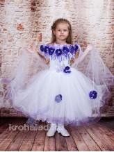 Нарядное детское платье Эйва