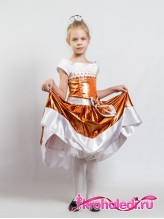 Нарядное детское платье Грета
