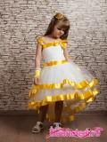 Нарядное детское платье Майя