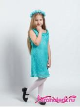 Нарядное детское платье Марина