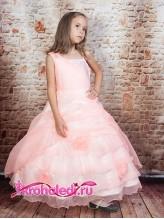 Бальное детское платье Мелодия
