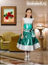 Нарядное детское платье Одри