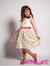 Нарядное детское платье Симка и Шпуля
