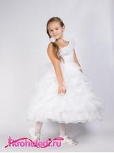 Нарядное детское платье Соланж