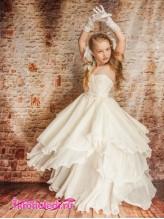 Нарядное детское платье Выпускница