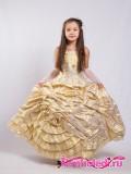 Бальное детское платье Золушка