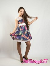 Нарядное детское платье Аксинья
