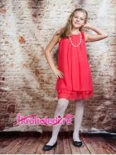Нарядное детское платье Алла