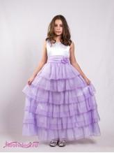 Нарядное детское платье Барбара