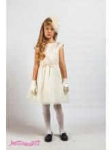 Нарядное детское платье Элизабет