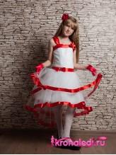 Нарядное детское платье Франческа