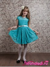 Нарядное детское платье Илона