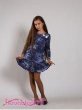 Детское платье Джинс
