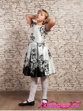 Нарядное детское платье Катрин