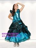 Нарядное детское платье Лидия