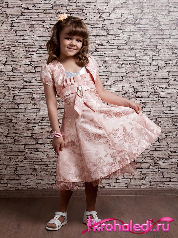 Нарядное детское платье Лизавета