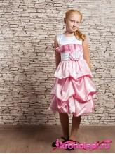 Нарядное детское платье Милана