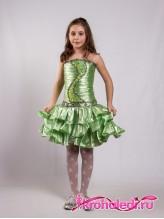 Нарядное детское платье Оливия