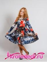 Детское платье Пелагея