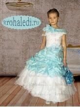Нарядное детское платье Принцесса Грез