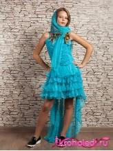 Нарядное детское платье Саманта