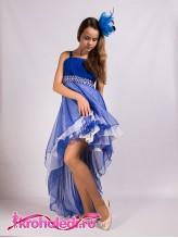 Нарядное детское платье Соната
